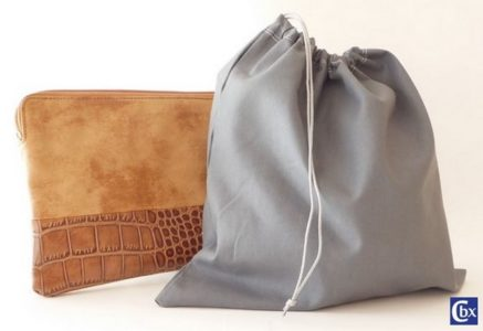 Créabox leather godds bags
